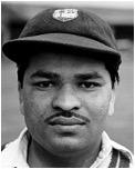 Portrait of KT 'Sonny' Ramadhin